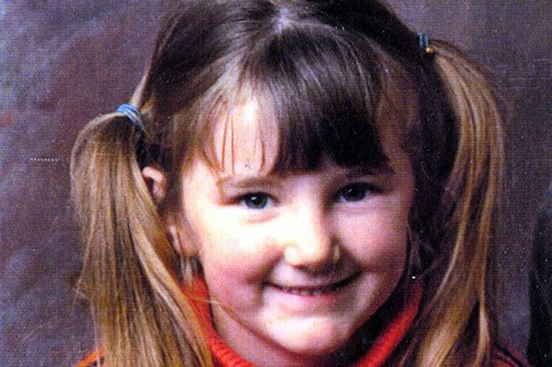 Mary Boyle (7) who was last seen alive on March 18, 1977.
