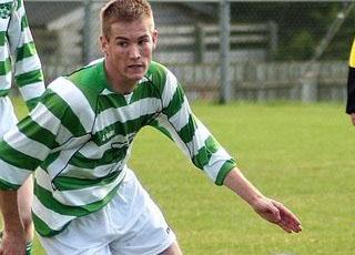 Eoin Sheridan, Rathmullan Celtic FC.