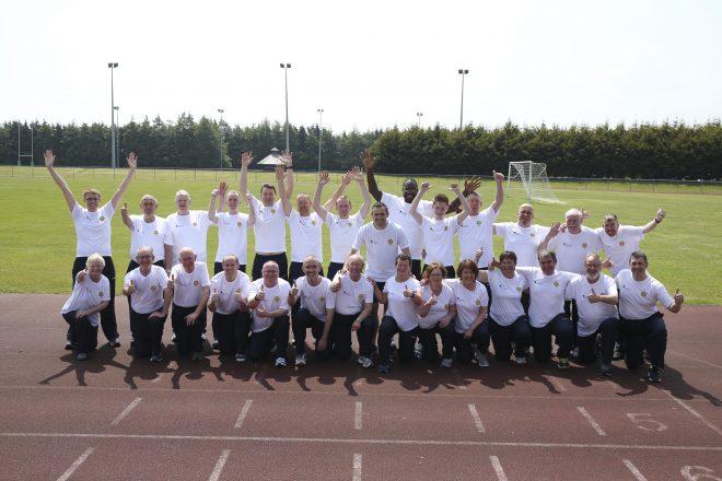 Transplant Team Ireland ahead of European Championships in Finland.