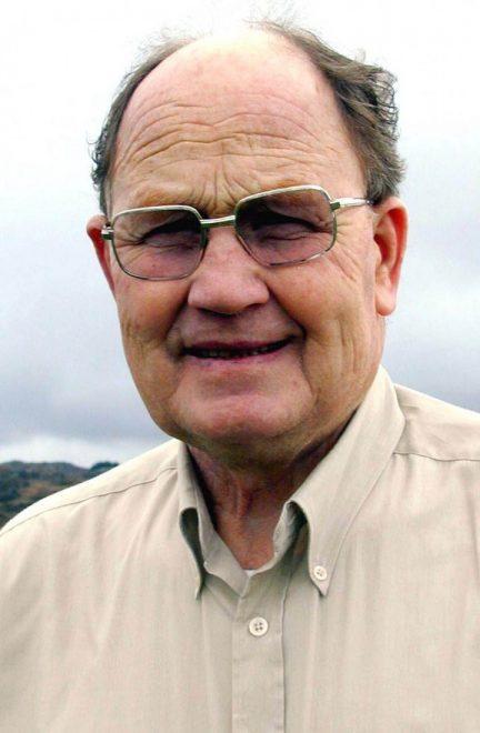 The late Pa Sharkey